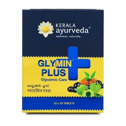 Kerala Ayurveda Glymin Plus Tablet
