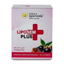 Kerala Ayurveda Liposem Plus Tablet