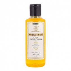 Khadi Sweet Almond Oil