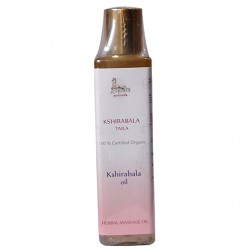 Ksheerabala Oil 200ml(Certified Organic)