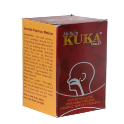 Kuka - Ayurvedic Throat Support
