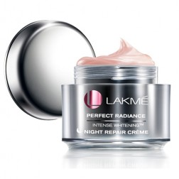 Lakme Perfect Radiance Intense Whitening Night Repair Cream