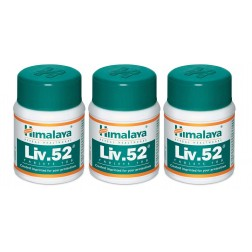 Liv 52 Tablets (Ayurvedic Liver Support)