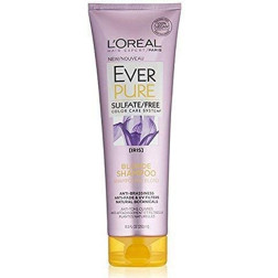 L'Oreal Paris Ever Pure Blonde Shampoo Iris