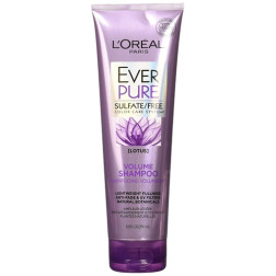 L'Oreal Paris Ever Pure Volume Shampoo Lotus
