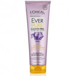 L'Oréal Paris EverPure Blonde Conditioner Sulfate Free