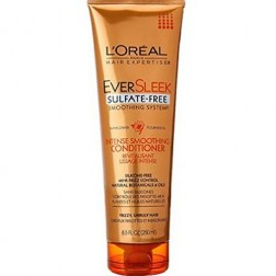 L'Oreal Paris Eversleek Sulfate-Free Smoothing System Intense Smoothing Conditioner