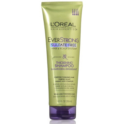 L'Oreal Paris Everstrong Sulfate-Free Hair & Scalp System Thickening Shampoo