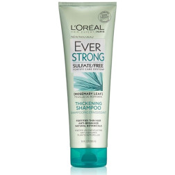 L'Oréal Paris EverStrong Sulfate Free Thickening Shampoo