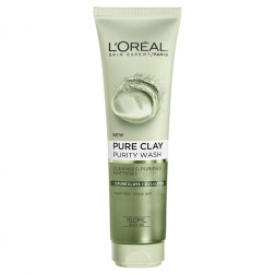 L'Oreal Paris Green Clay Face Wash