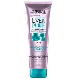 L'Oreal Paris Hair Care Expertise Everpure Repair and Defend Shampoo