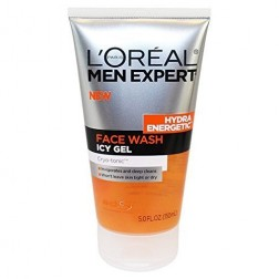 L'Oreal Paris Hydra Energetic Face Wash Icy Gel Cryo-tonic