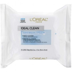 L'Oreal Paris Ideal Skin Make Up Removing Towelettes