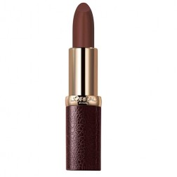 L'Oreal Paris Luxe Leather Matte Limited Edition Lipstick - 291 Arya