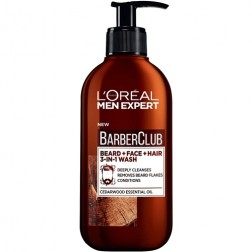 L'Oreal Paris Men Expert Barber Club (Beard + Face + Hair)