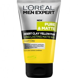 L'Oreal Paris Men Expert Dessert Clay Facewash