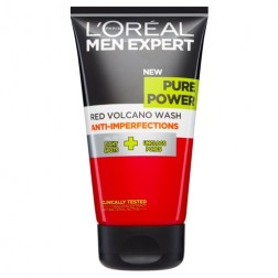 L'Oreal Paris Men Expert Pure Power Red Volcano Wash Anti Imperfections