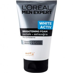 L'Oreal Paris Men Expert White Activ Brightening Foam