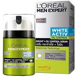 L'Oreal Paris Men Expert White Activ Oil Control Fluid