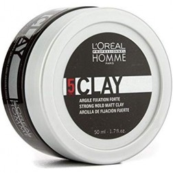 L'Oreal Paris Professionnel Homme Strong Hold Matt Clay