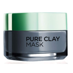 L'Oreal Paris Pure Clay Clay Mask - Detoxify with Charcoal