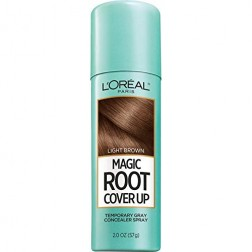 L'Oreal Paris Root Cover Up Temporary Grey Concealer Hair Colour Spray