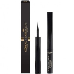 L'Oreal Paris Super Liner Black Lacquer Eyeliner - Sabyasachi Collection