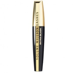 L'Oreal Paris Volume Million Lashes Mascara - Washable - Black