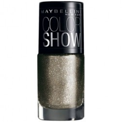 Maybelline Color Show Glitter Mania All That Glitters Nail Polish 601