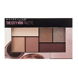 Maybelline New York City Mini Palette Eye Shadows - Brunch Neutrals