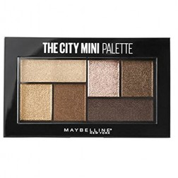 Maybelline New York City Mini Palette Eye Shadows - Rooftop Bronze