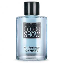 Maybelline New York Color Show Nail Paint Remover