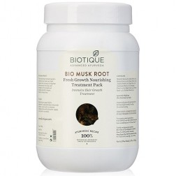 Biotique Musk Root Hair Treatment Pack