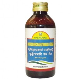 Dhurddhoorapathraadi Keram Hair Oil - 200ml