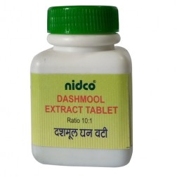 Dashmoola Kwath Extract Tablets(Nidco)