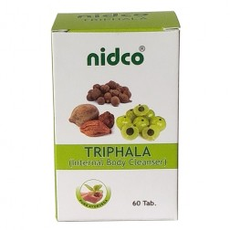 Triphala Ghan Vati (Extract tablets)