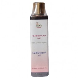 Neelibringadi Hair Oil CERTIFIED ORGANIC