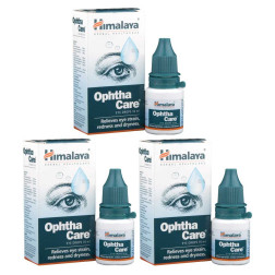 Ophthacare Eye Drops (Himalaya Herbals)
