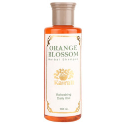 Orange Blossom Herbal Shampoo