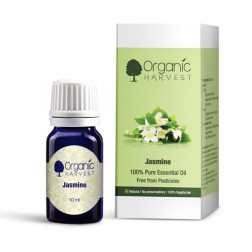 Organic Harvest Jasmine Essential Oil