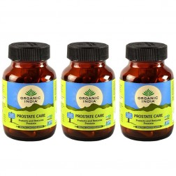 Organic India Prostate Care For Protects & Restores Prostate