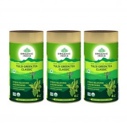 Organic Tulsi Tea (Loose Leaf) 100g