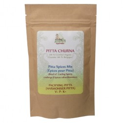 PITTA CHURNA - Certified Organic