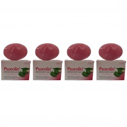 Psorolin Soap (Ayurvedic Body Soap for Psoriasis)