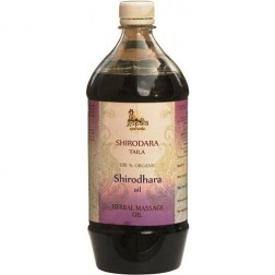Shirodhara Oil 1 Litre CERTIFIED ORGANIC
