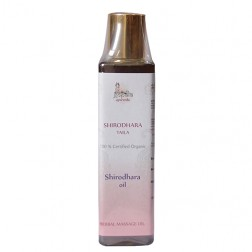 SHIRODHARA OIL 200 ML (Certified Organic)