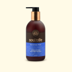 Soultree Aamla & Vetiver Hair and Body Wash