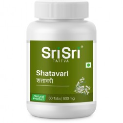 Sri Sri Ayurveda Satavari Tablets - Womens Healthcare