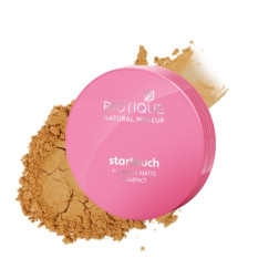 Biotique Startouch Flawless Matte Compact (Snow)