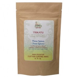 Trikatu Powder - Certified Organic
